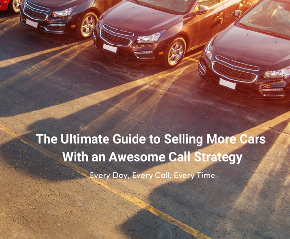 ultimate guide to selling more cars